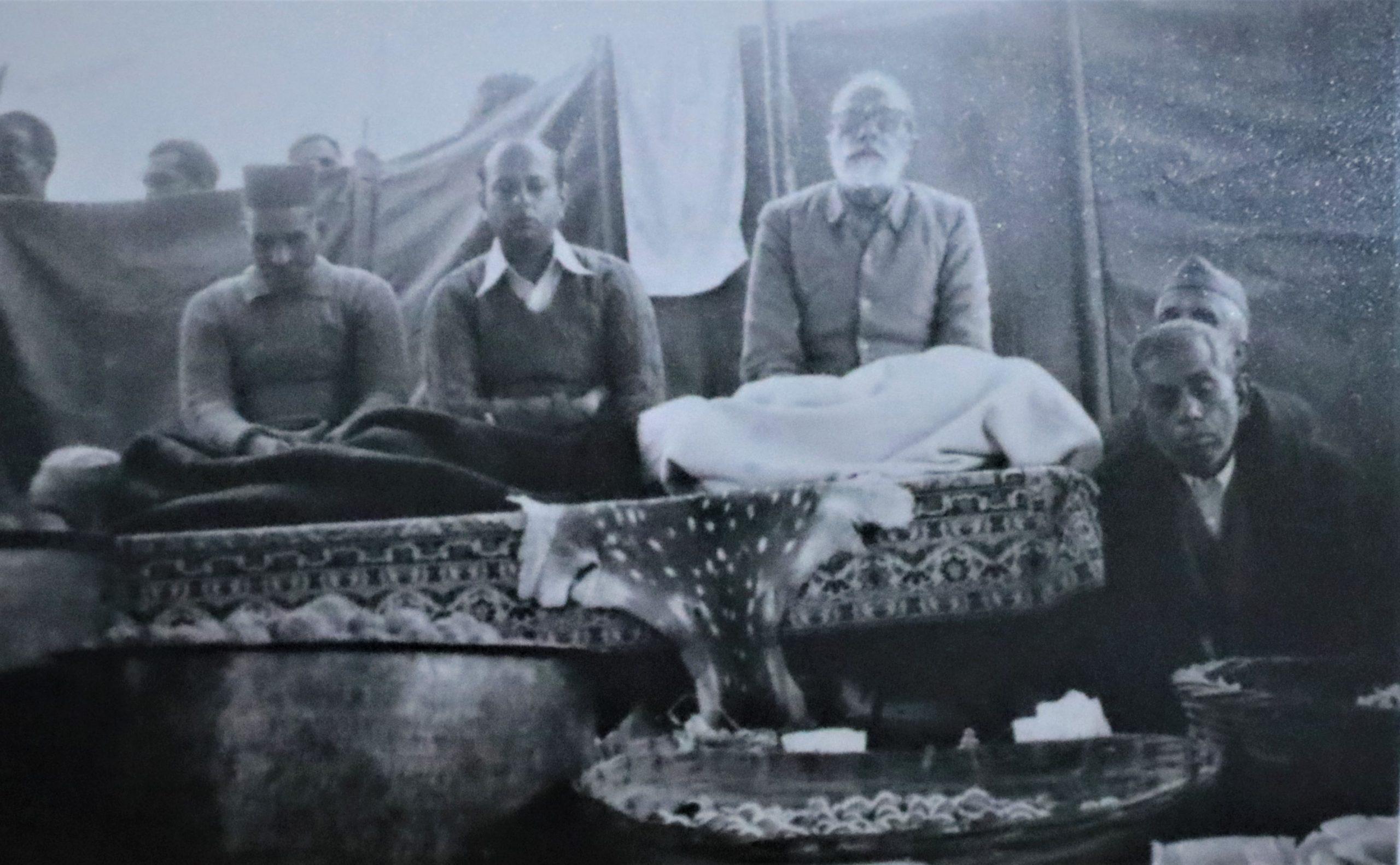 Prayers and Meditation Process in Ramashram Satsang