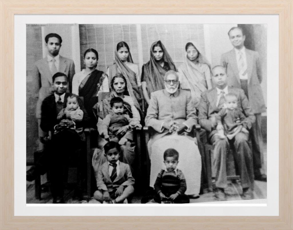 Guru Maharaj Family Pic